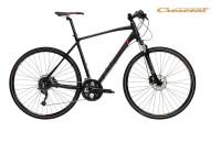 En sportcykel från crescent med de detal¨jerna man vill ha på en kvalitet cykel fram och tillbaka till jobbet eller för tränings skull.