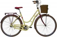 Monark Karin in New York 3-vxl damcykel med alu ram och pilkorg