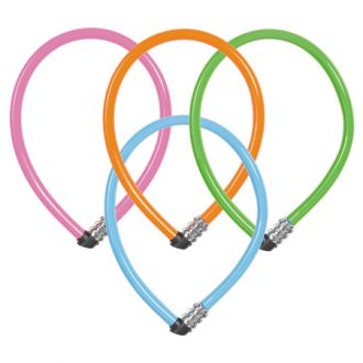 Abus Cable Lock Colours