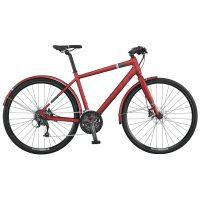 sport cykel från Scott med en härlig fartkänsla att åka på.