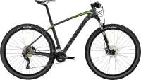 Crescent hardtail mtb med carbon ram och bra utrustning